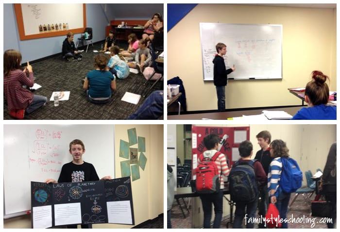 Challenge B Presentations