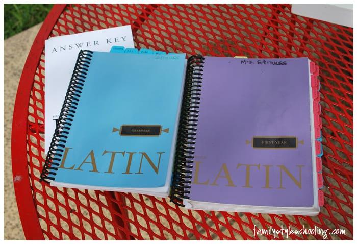 Henle Latin Basics