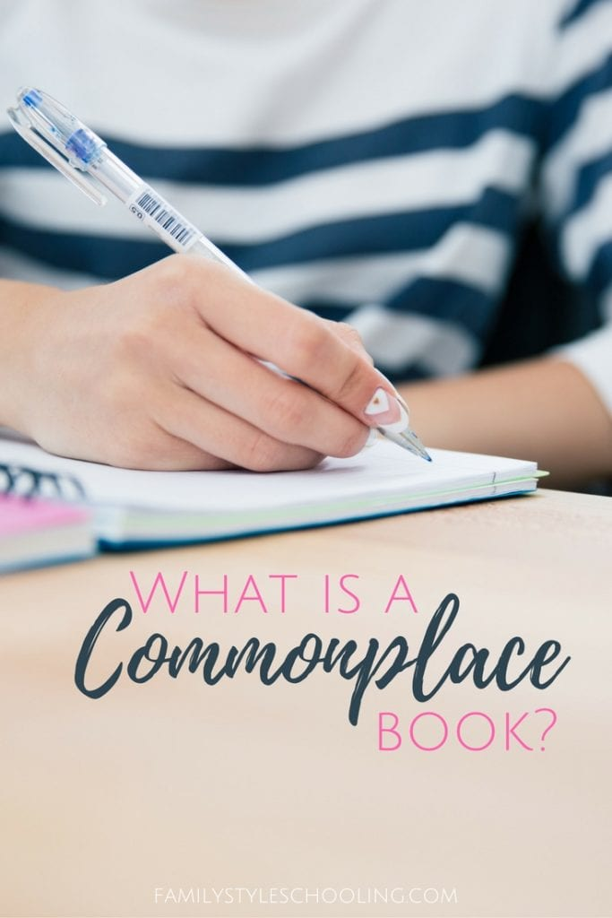 commonplace book (1)
