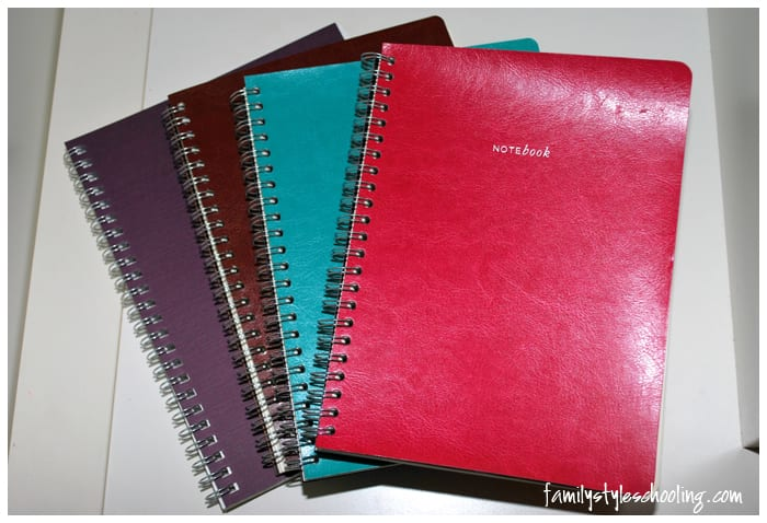 commonplace notebooks