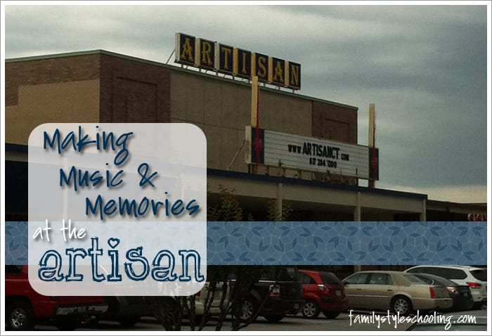 Making Music and Memories at the Artisan Center Theater – Hurst, TX
