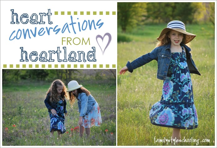 """Heart Conversations While Watching """"Heartland"""""""