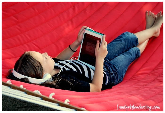 reading with your ears hammock getting lost in a book