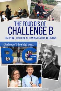 Challenge B is a Big Year
