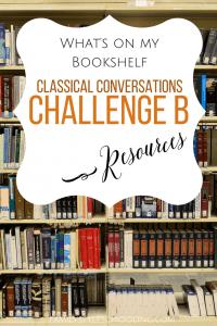 Challenge B Resources