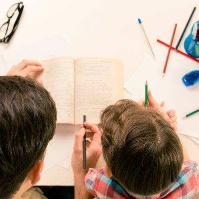 How Involved is Your Husband in Homeschooling?