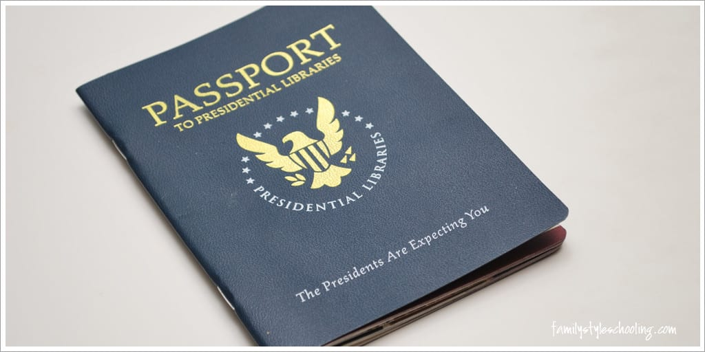 Passport to Presidential Libraries