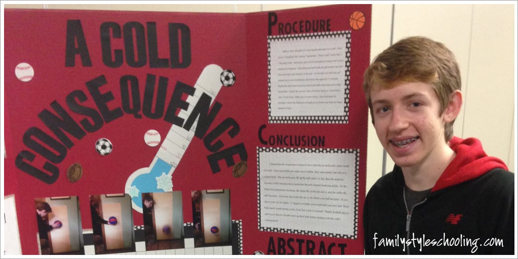 questions for a challenge student science fair