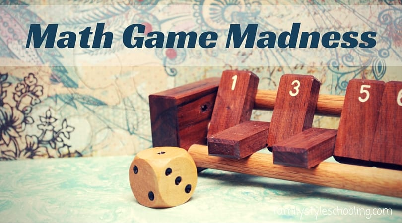 Math Games Madness – Hundreds of fantastic math games!