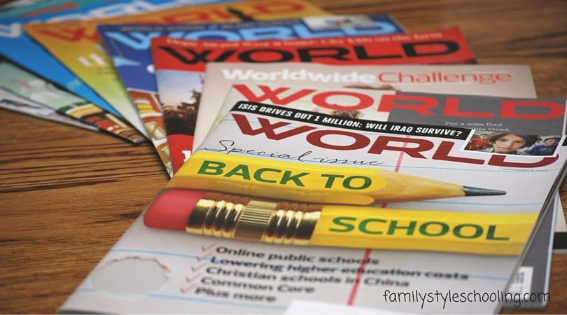 World News Group Magazines