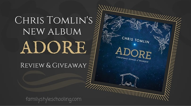 Chris Tomlin CD – Adore