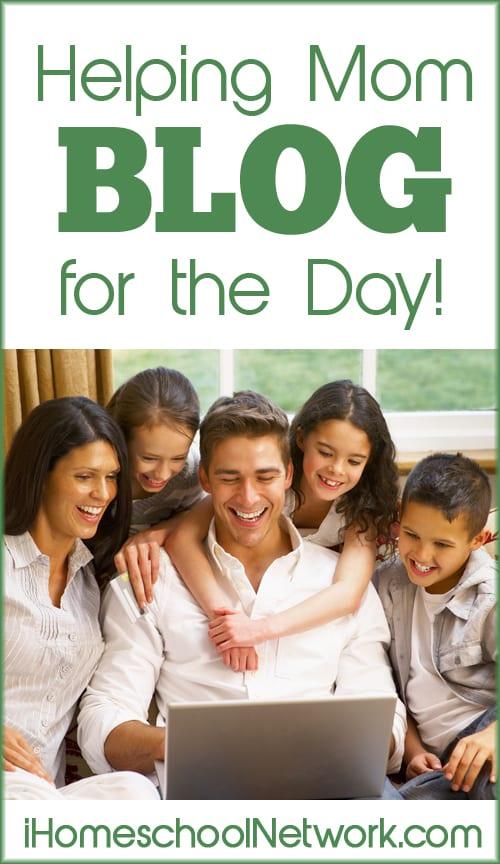 ihsnet Family Blog link up