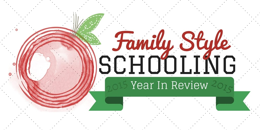 Family Style Schooling Year in Review