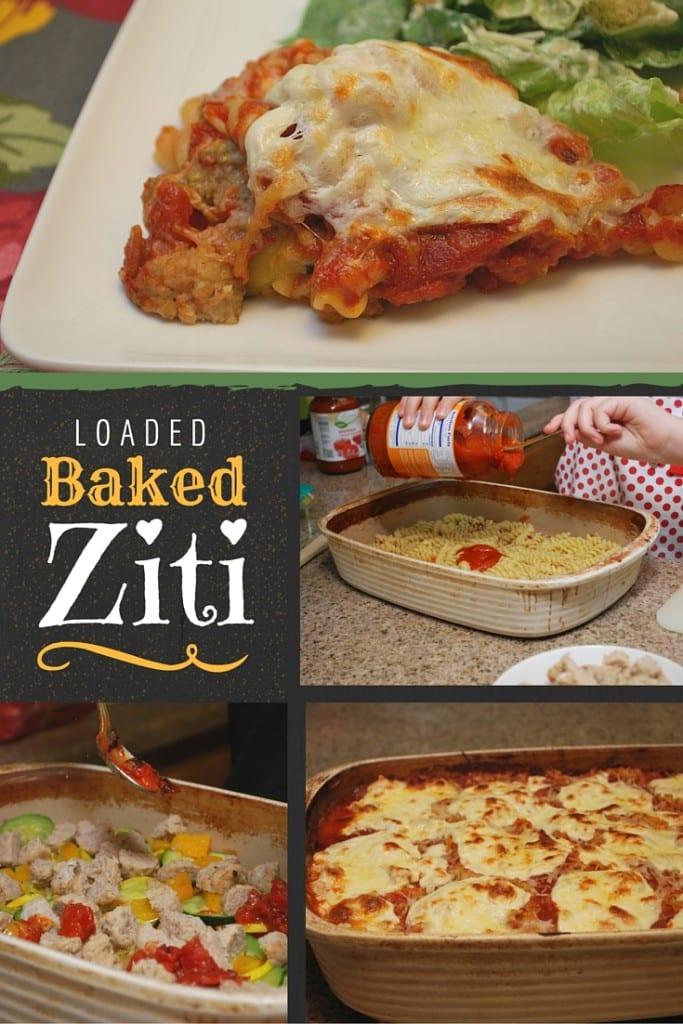 Baked Ziti Recipe Food Network