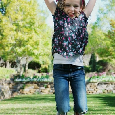 Making Time for the Youngest: Girl's Retreat