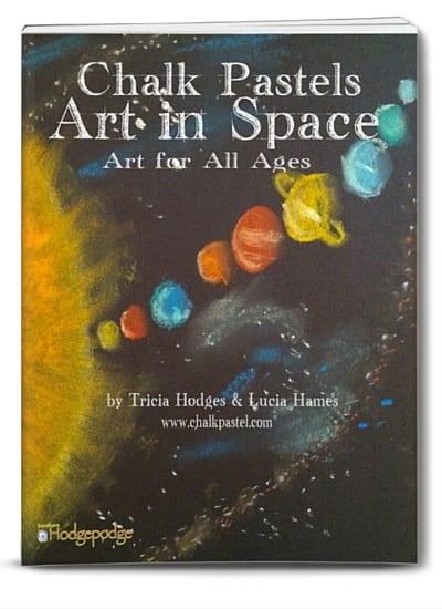 Chalk Pastels: Art in Space