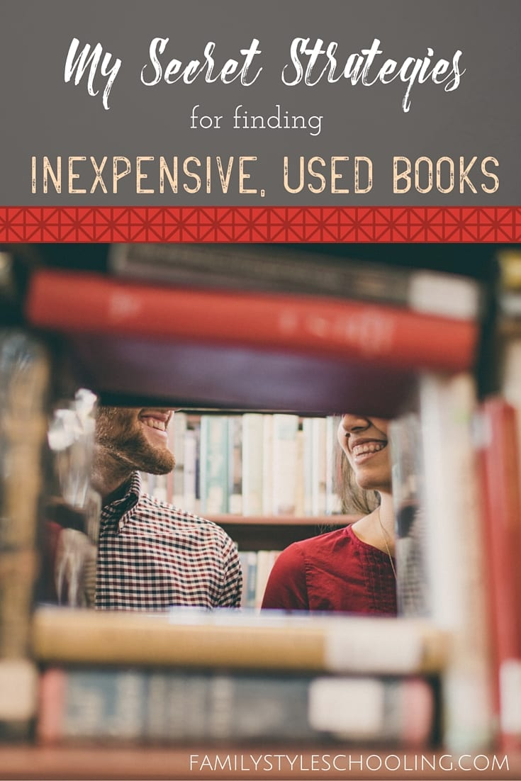Inexpensive used books