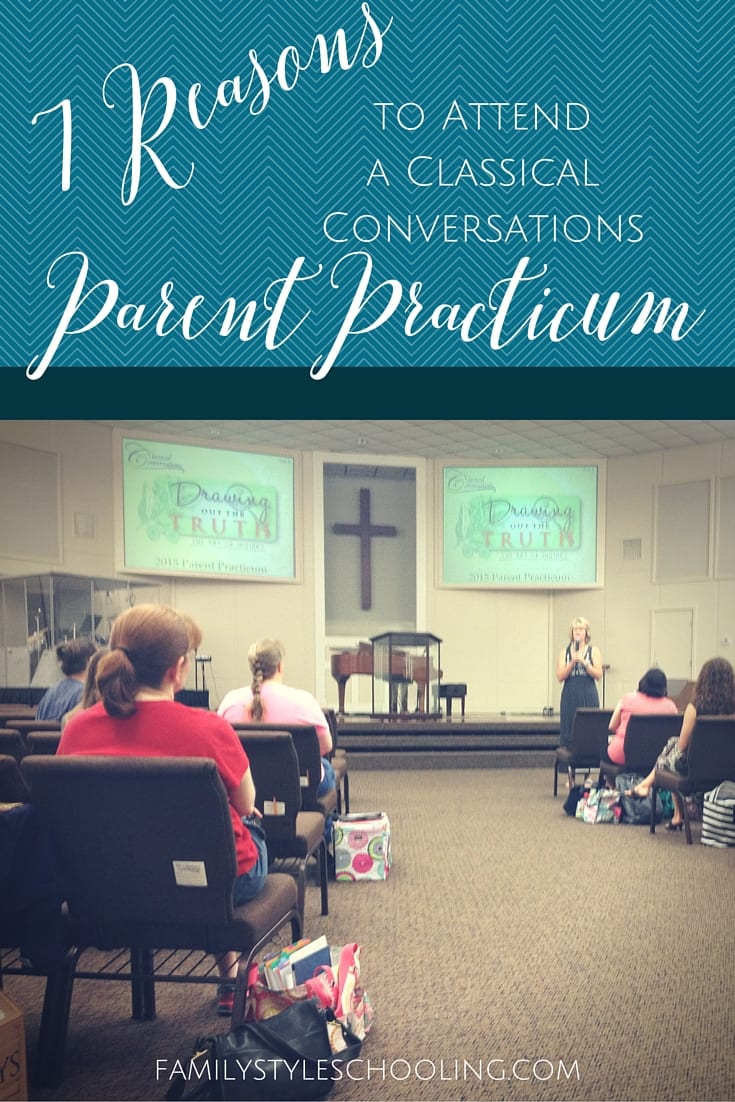parent practicum