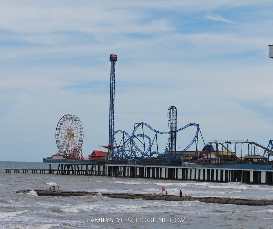Galveston Entertainment