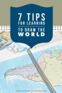 7 Tips for Learning to Draw the World