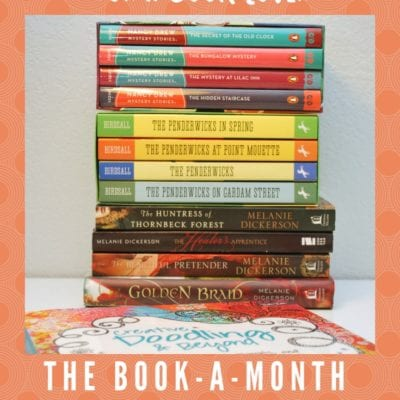 The Perfect Gift for a Book Lover: The Book a Month Club