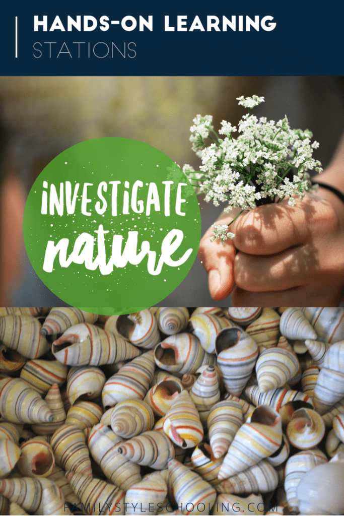 investigate nature