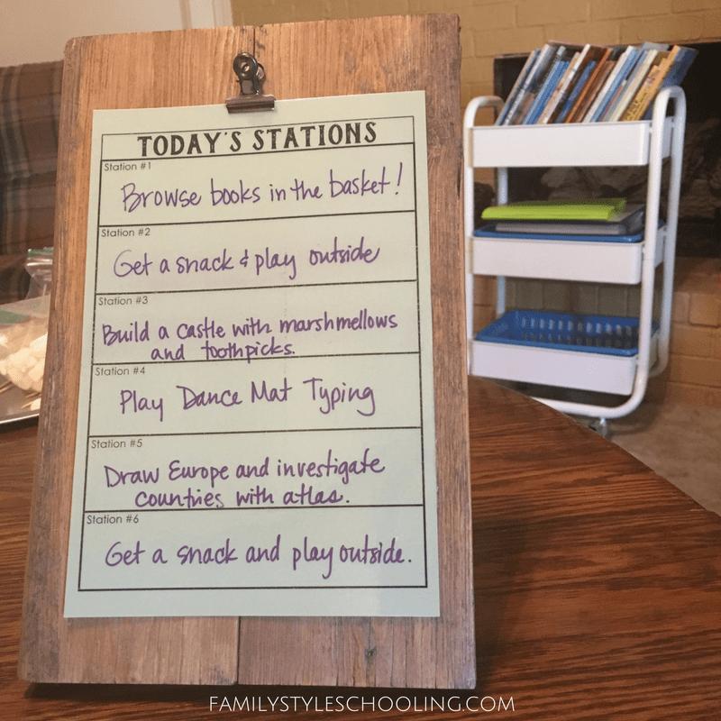 station-schedule