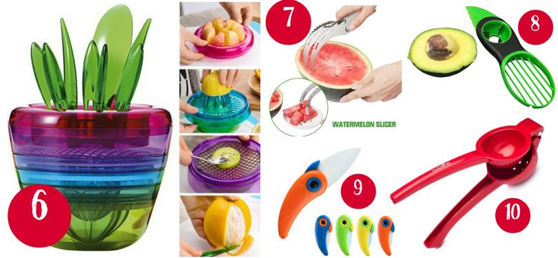 fruit tools kitchen