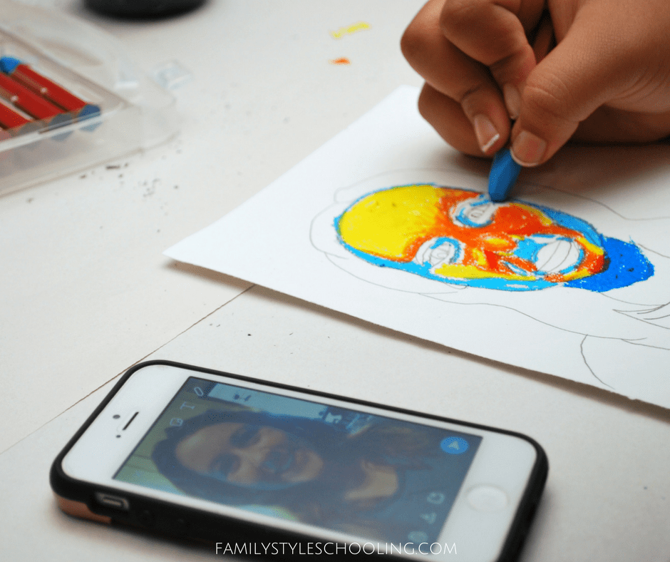 Art Lessons for Kids