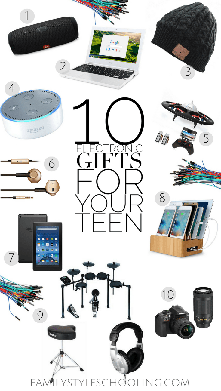 electronic gifts for teens