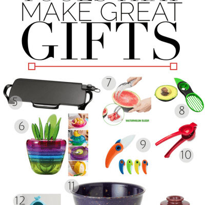 15 Kitchen Tools That Make Great Gifts