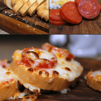 Bruschetta Pizza: A Simple Appetizer You'll Love to Make
