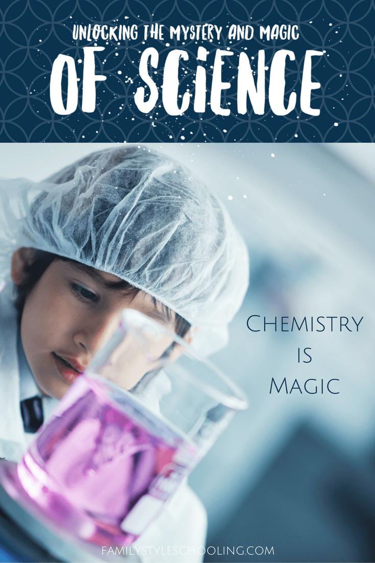chemistry magic