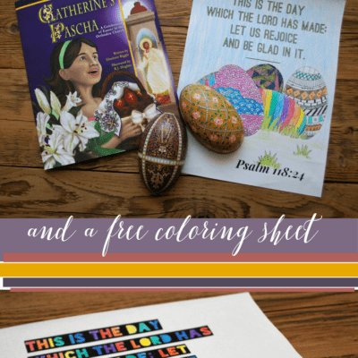Catherine's Pascha Review: Multicultural Children's Book Day