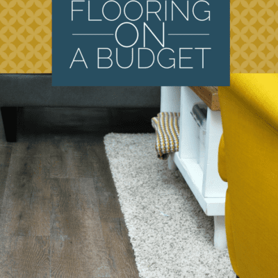 How to Add Style to Your Flooring on a Budget