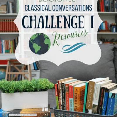 What's On My Bookshelf: Challenge I Resources