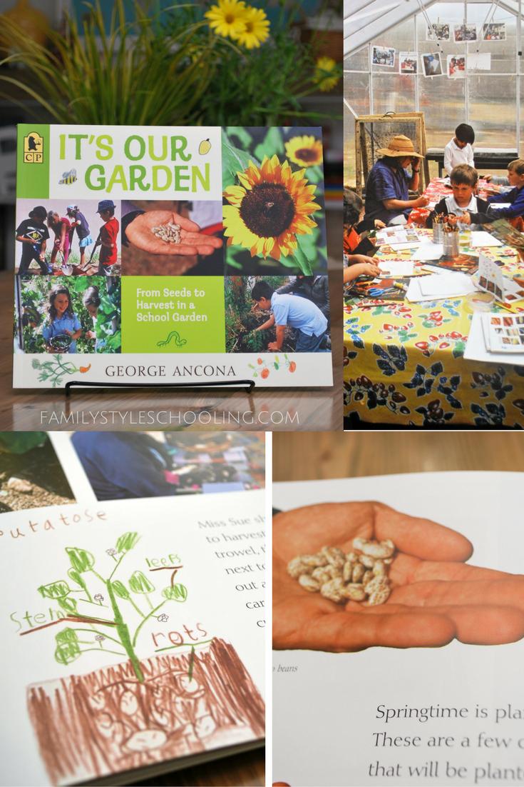 Gardening Unit Study