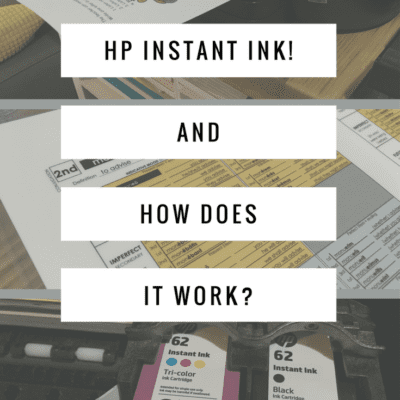 What Is HP Instant Ink! and How Does It Work?