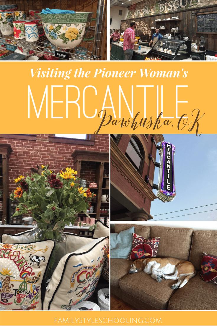 Pioneer Woman's Mercantile