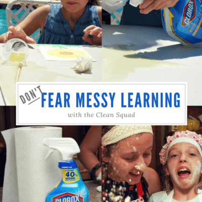 Don't Fear Messy Learning with the Clean Squad