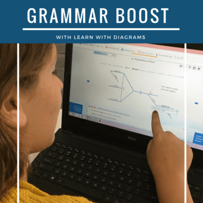 Give Your Teen a Grammar Boost with Learn With Diagrams