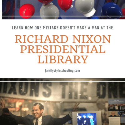 Learn How One Mistake Doesn't Make a Man at the Richard Nixon Presidential Library