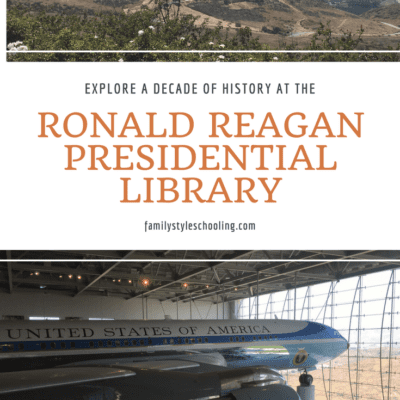 Explore A Decade of History at the Ronald Reagan Presidential Library