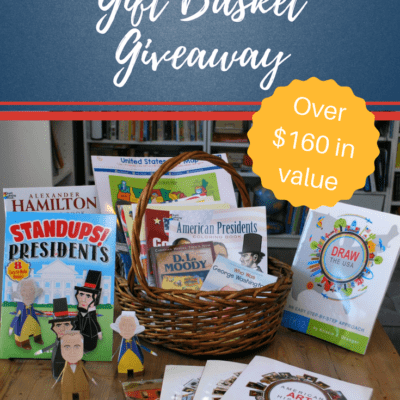Great American History Resources Gift Basket Giveaway