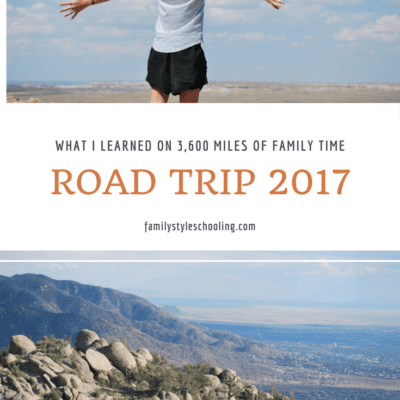 Road Trip 2017: What I Learned On 3,600 Miles of Family Time