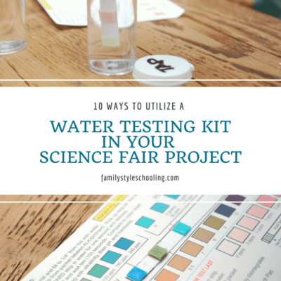 10 Ways to Utilize a Water Testing Kit in Your Science Fair Project