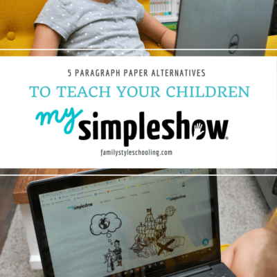 5 Paragraph Paper Alternatives to Teach Your Children