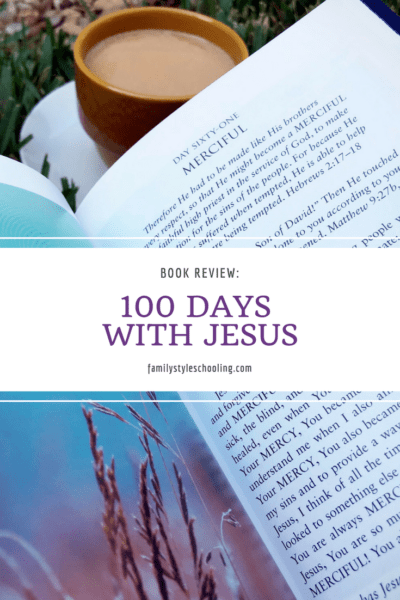 100 Days with Jesus – A Review