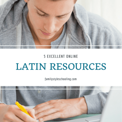 5 Excellent Online Latin Resources