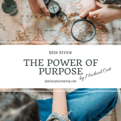 The Power of Purpose by Michael Catt Book Review